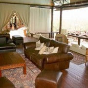 migration tented lodge tanzania