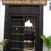 Dhow Palace - Stonetown